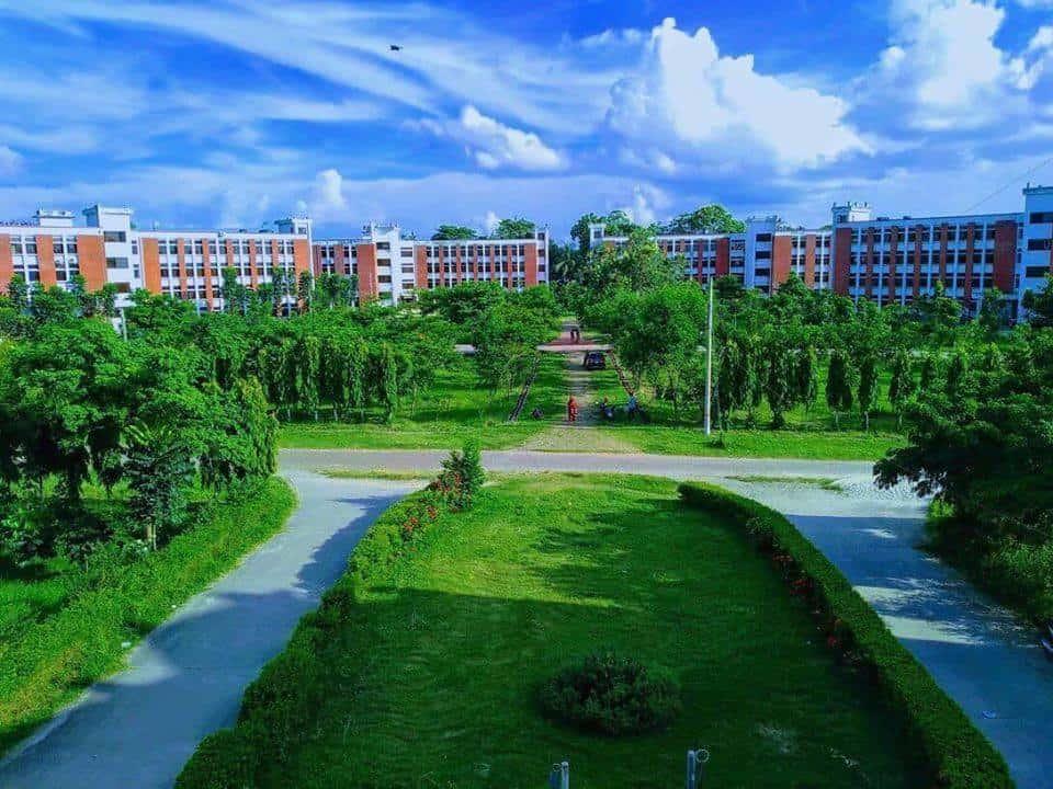 বেগম রোকেয়া বিশ্ববিদ্যালয় ভর্তি