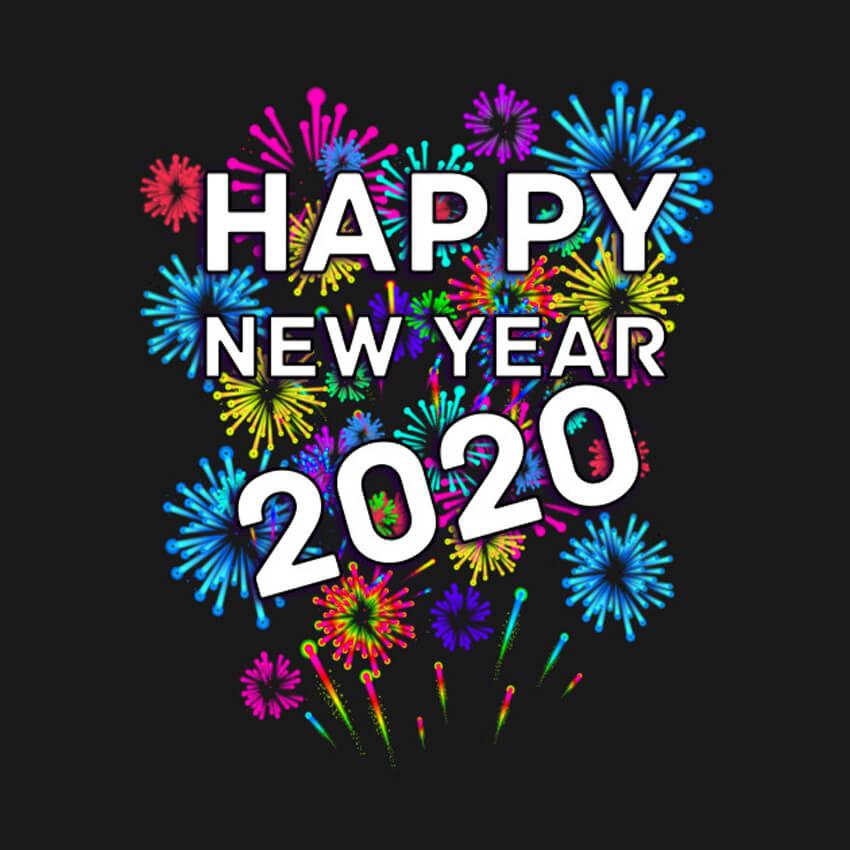 ইংরেজি নতুন বছরের শুভেচ্ছা 2020